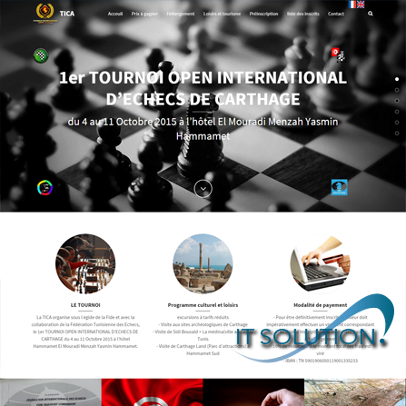 projets website itsolution tunisie tica